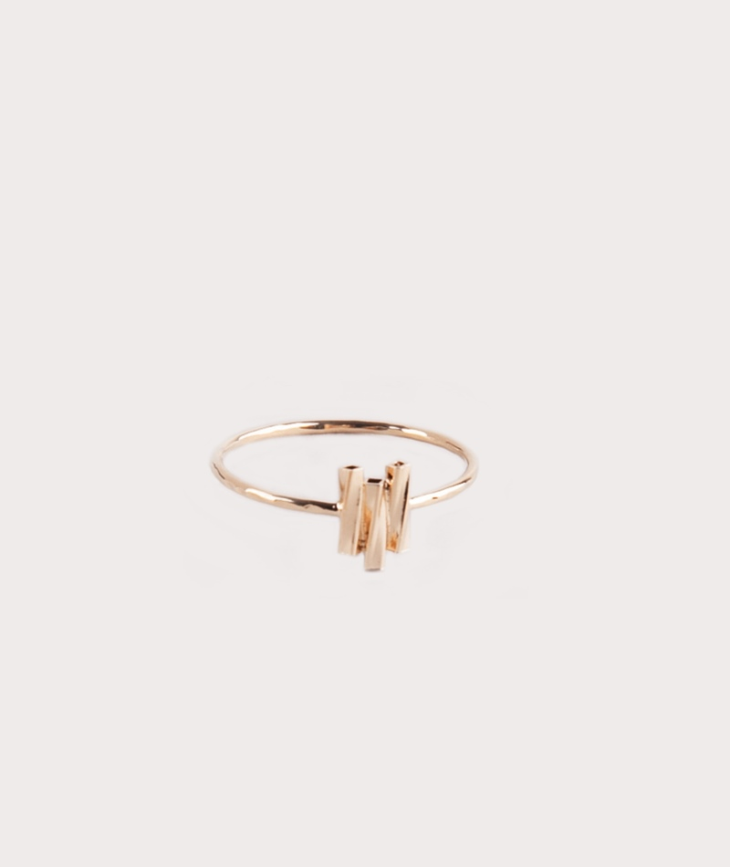 BDM STUDIO Aurore Ring gold