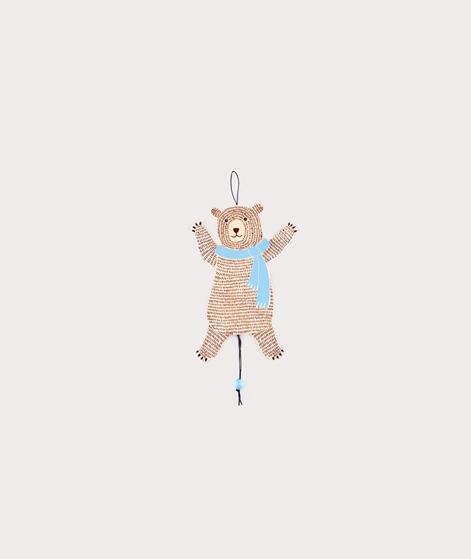 BLOOMINGVILLE Jumping Jack Bär blue