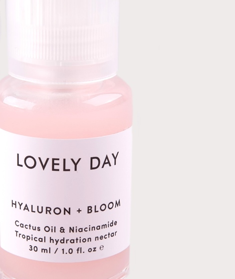 LOVELY DAY Bloom Hydration Nectar Serum