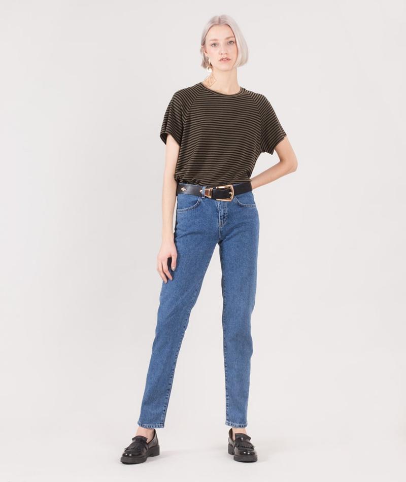 JUST FEMALE Stone Jeans light blue denim