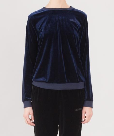 ADIDAS Velvet Sweater legend ink
