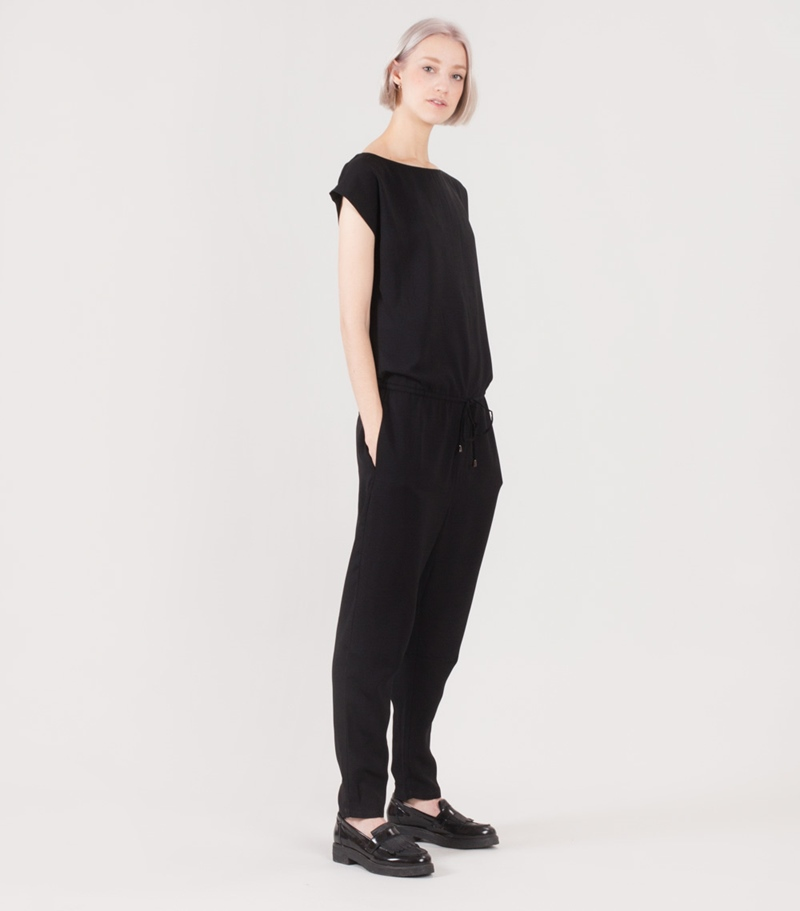 MADS NORGAARD Cavi Overall black