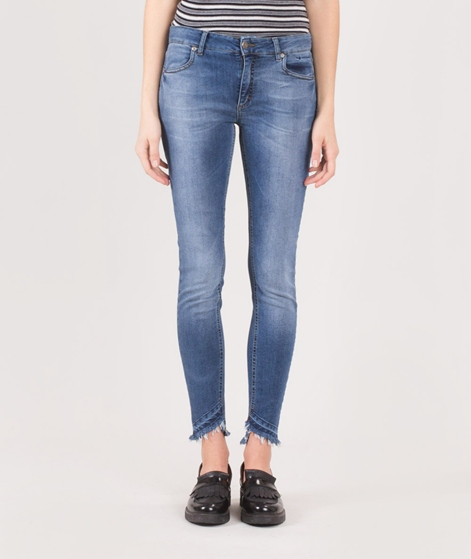 GLOBAL FUNK Thirteen Jeans dark blue hem