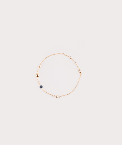 LOUISE KRAGH Pearl on strings Armband