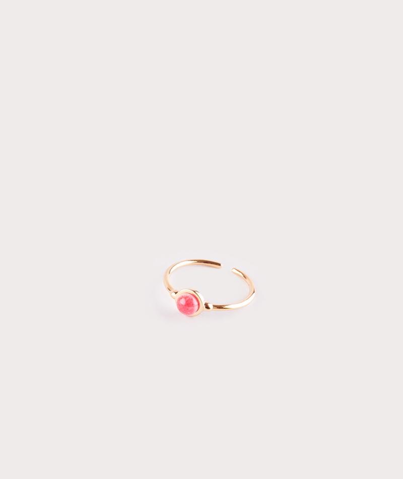 LOUISE KRAGH Colour Ring peach