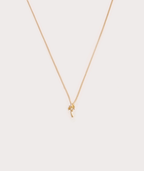 EBBA Palm Kette gold