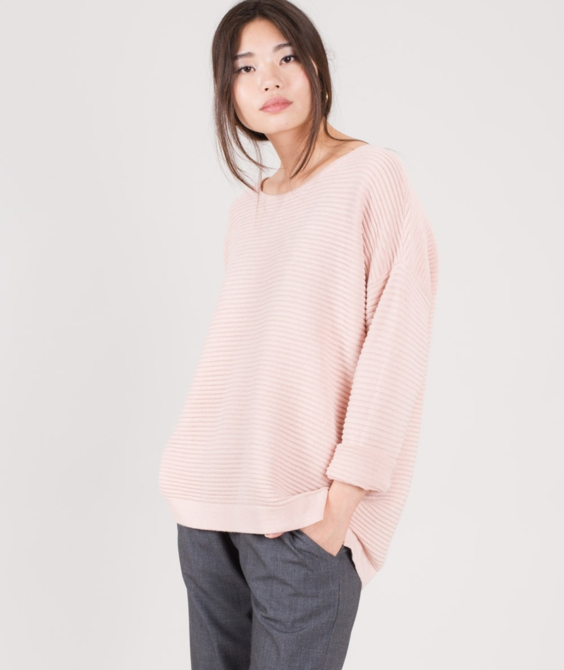 SELECTED FEMME SFLaua  Pullover rose