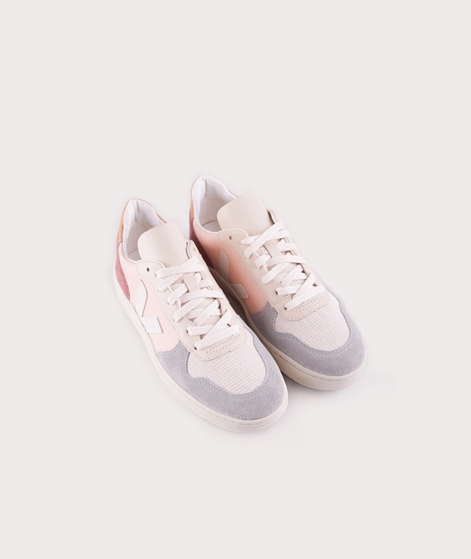VEJA V - 10 Sneaker multico nude