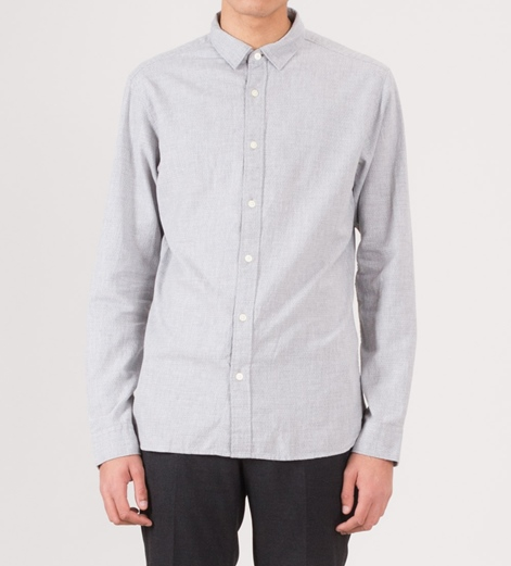 SELECTED HOMME SHHOnetyler Hemd grey