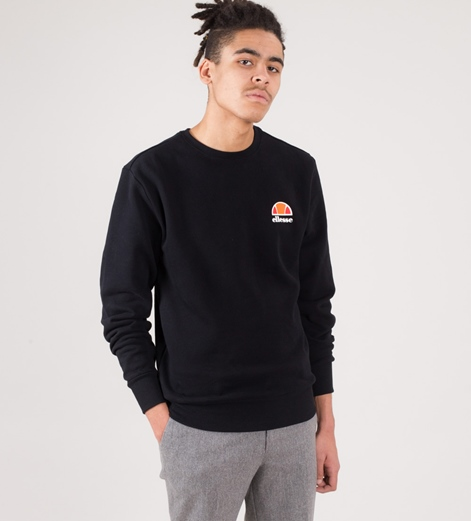 ELLESSE Diveria Crew Sweater schwarz