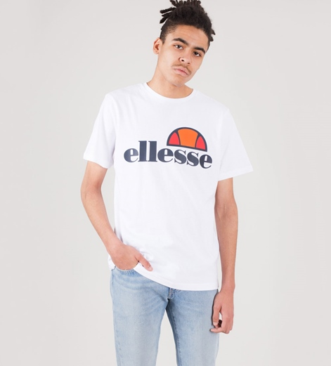ELLESSE Prado T-Shirt optic white
