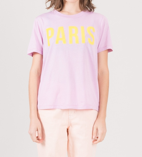 M BY M Paris Casual T-Shirt orchid