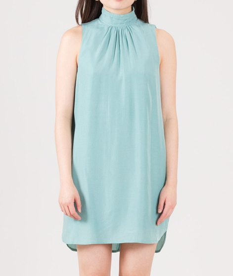 POP COPENHAGEN Viscose Kleid sea foam
