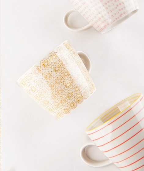 BLOOMINGVILLE Susie Tasse yellow