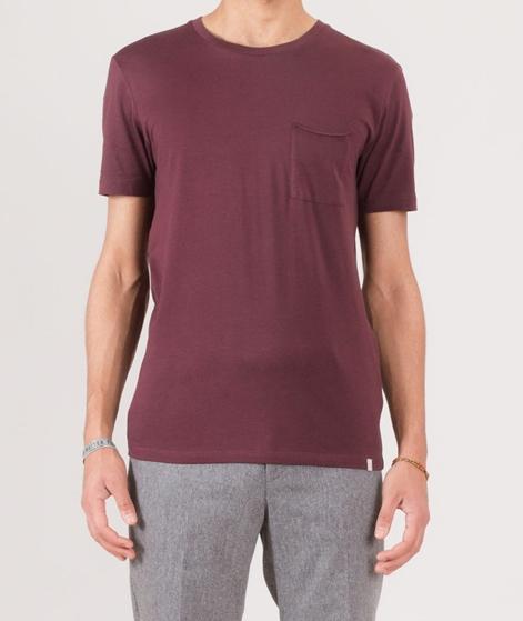MINIMUM Nowa T-Shirt wine