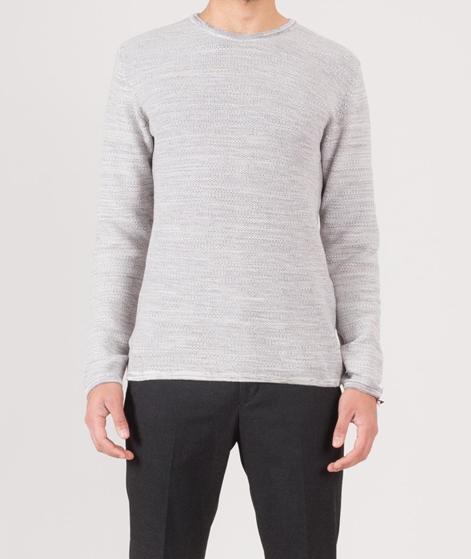 MINIMUM Reiswood 2.0 Pullover light grey