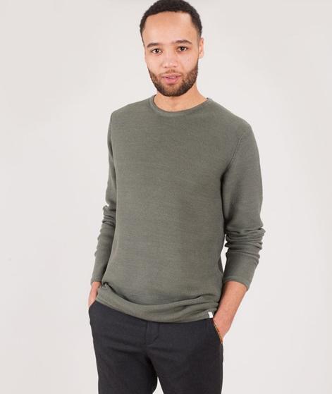 MINIMUM Reiswood 2.0 Pullover drab