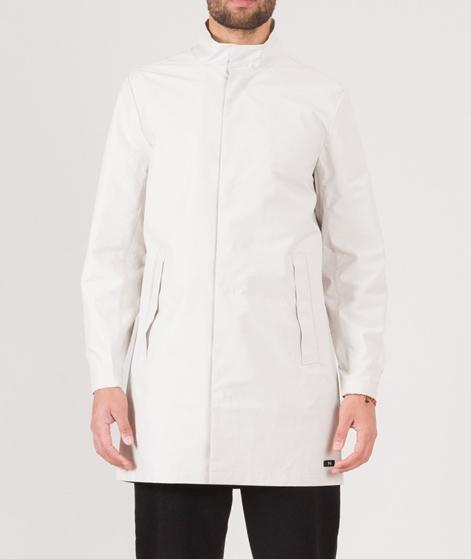NOWADAYS Three-Layer Mantel pale white