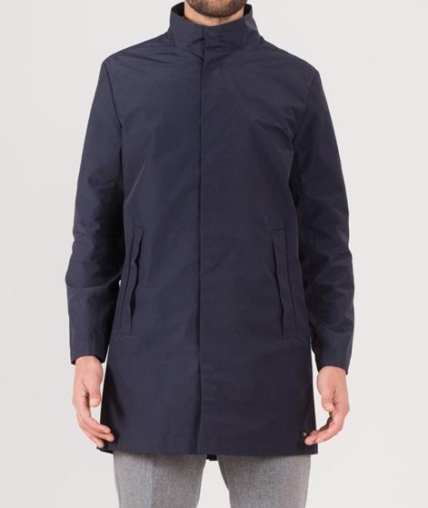 NOWADAYS Three-Layer Mantel blue black