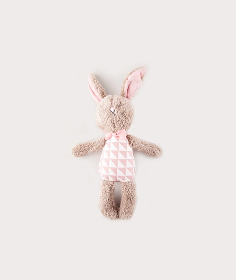 BLOOMINGVILLE Plush Bunny brown