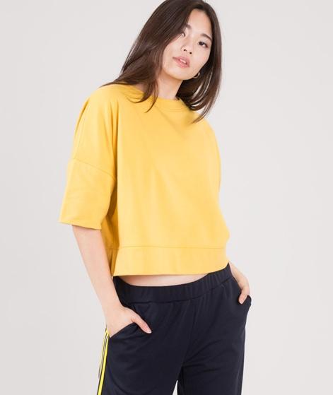 KAUF DICH GLUCKLICH Oana Sweater gelb
