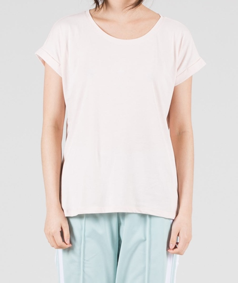 VILA Vidreamers Pure T-Shirt peach blush