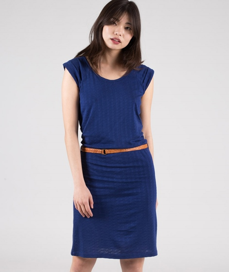 SESSUN Rainbow Kleid mazarime blue