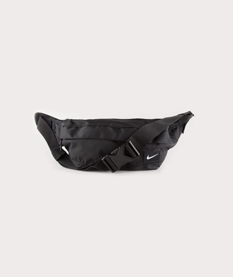 NIKE Hood Bag black
