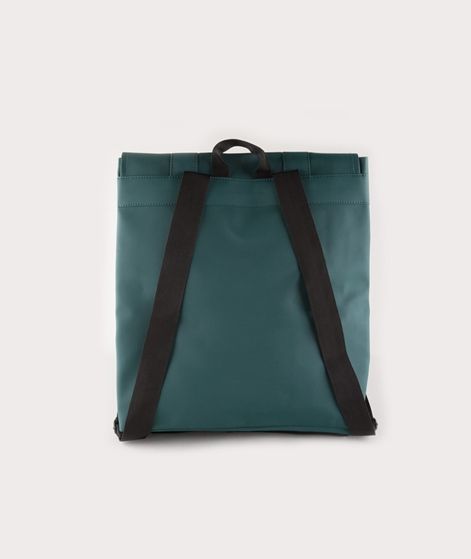 RAINS Msn Rucksack dark teal