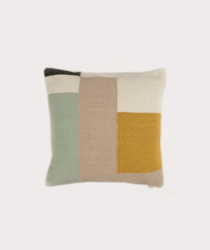 FERM Kelim Cushion Kissenbezug squares
