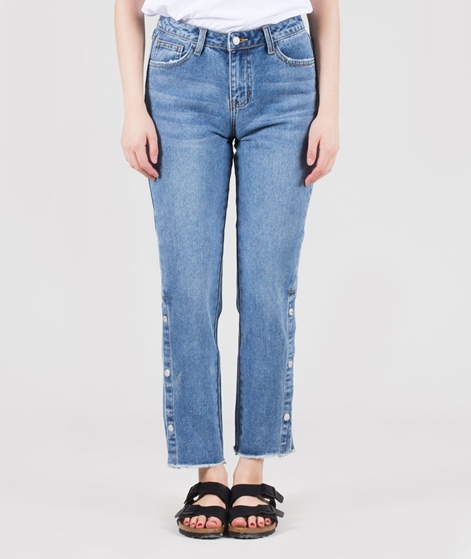 VILA Vimacon RW 7/8 Jeans blue