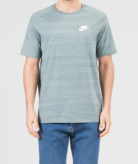NIKE Sportswear advance 15 T-Shirt green