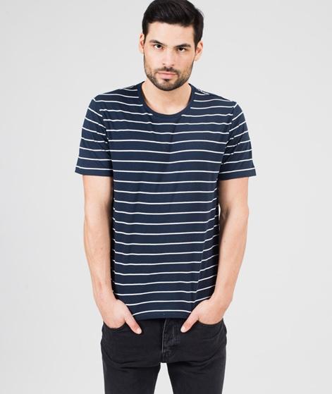 NOWADAYS Stripe T-Shirt obsidian