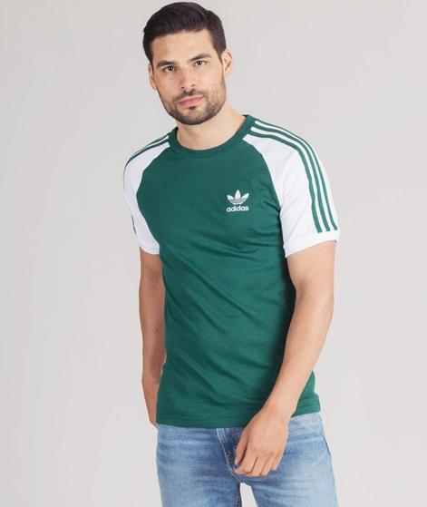ADIDAS 3 Stripes T-Shirt collegiate