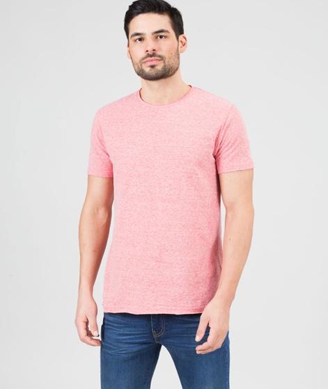 REVOLUTION Round neck T-Shirt red