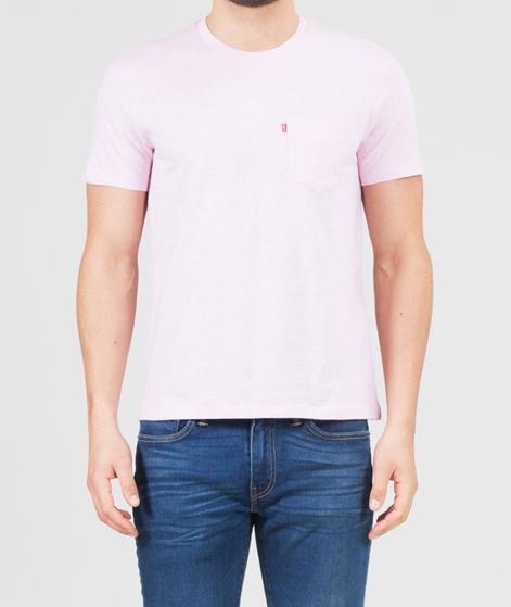 LEVIS SS Sunset Pocket T-Shirt rosa