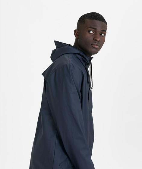 RAINS Long Jacket blue