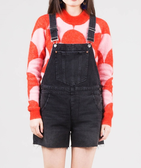 CHEAP MONDAY Chore Bib Overall black
