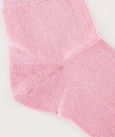 MP DENMARK Loui Socken pink silver