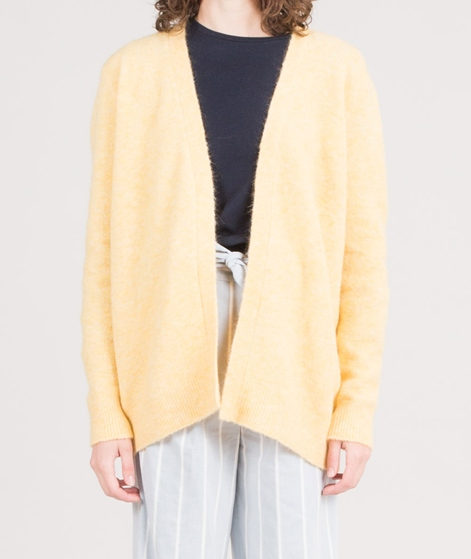 ANECDOTE Eva Cardigan yellow