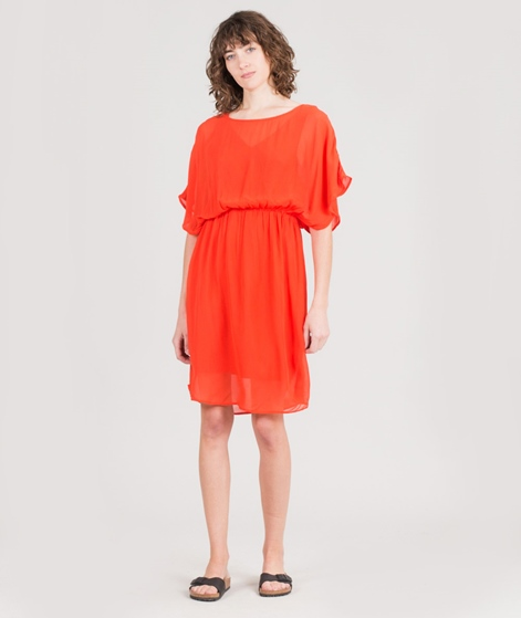 VILA Vinadia S/S Kleid orange com