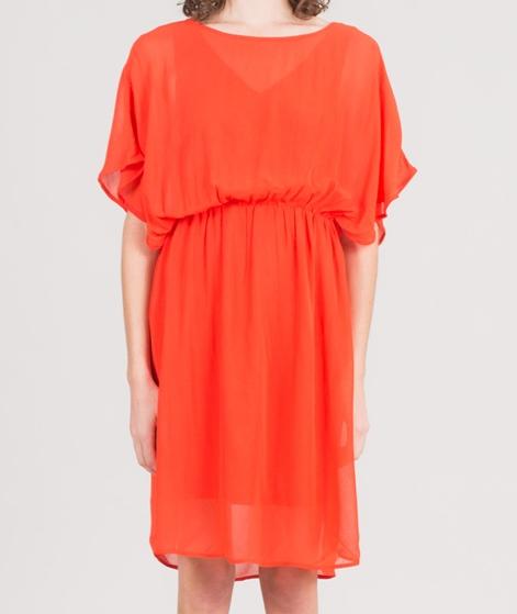 VILA Vinadia S/S Kleid orange com