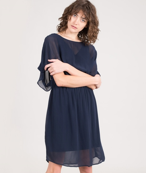 VILA Vinadia S/S Kleid totale eclipse