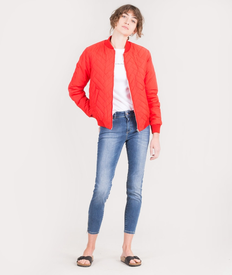 GLOBAL FUNK Two Jeans blue knee bust