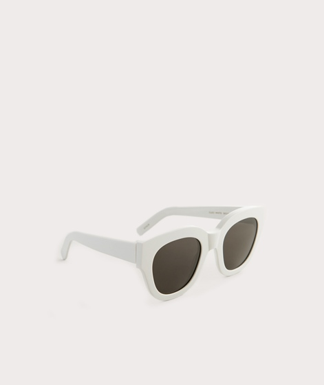 MONOKEL Cleo Sonnenbrille white