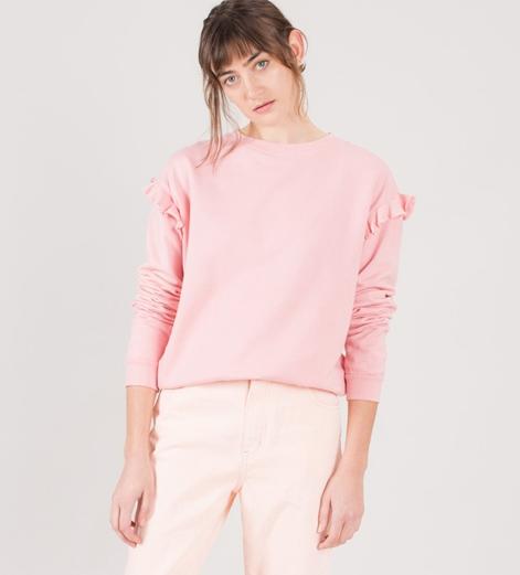 SECOND FEMALE Divia Pullover blush