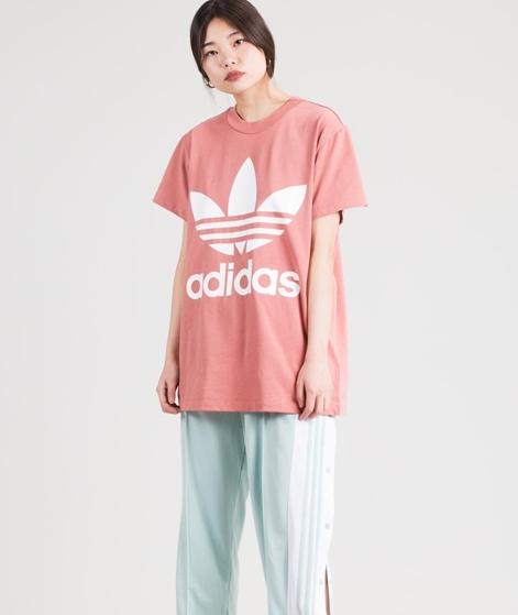 ADIDAS Big Trefoil T-Shirt ash pink