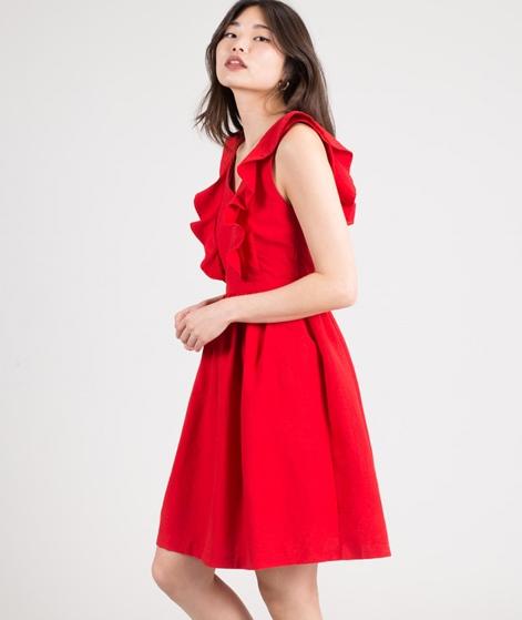 SUNCOO Robe Christ Kleid rouge