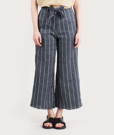 FAITHFULL Como Hose stripe-charcoal