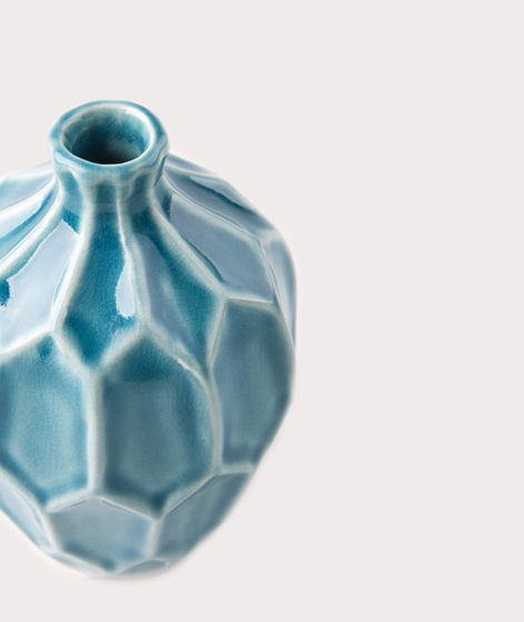 BROSTE Vase Amalfi klein